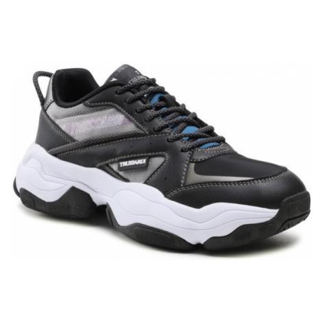 Trussardi Sneakersy 77A00332 Czarny