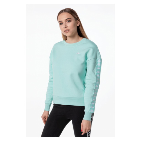 Bluza Kappa Godja Women Sweatshirt 307067-5409 Yucca