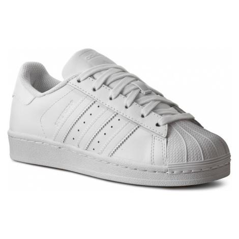 Buty adidas - Superstar Foundation B27136 Ftwwht/Ftwwht/Ftwwht