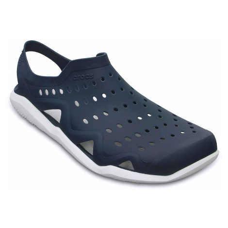 buty Crocs Swiftwater Wave - Navy/White