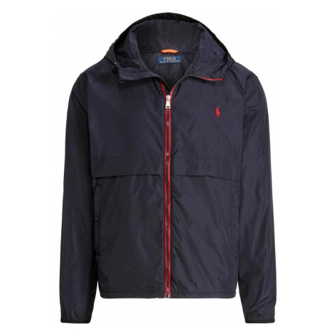 Polo Ralph Lauren, Belport Wb-Unlined-Jacket Niebieski, male, rozmiary: