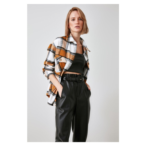 Koszula damska Trendyol Checkered