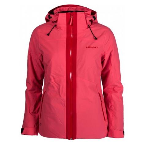 Head AT 2L INSULATED czerwony XS - Kurtka narciarska damska