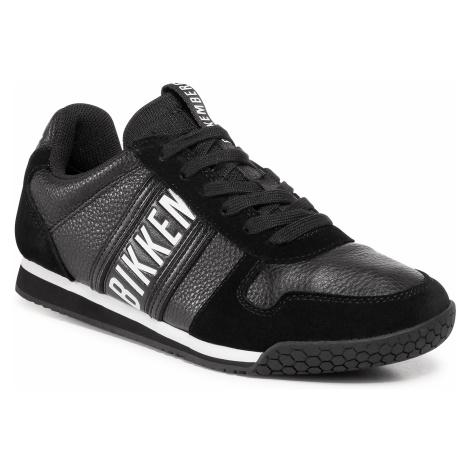 Sneakersy BIKKEMBERGS - Enricus B4BKM0135 Black/White