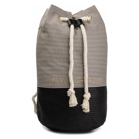 Plecak EMPORIO ARMANI - 262586 9P330 25020 Black/Ivory