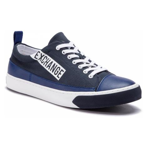 Sneakersy ARMANI EXCHANGE - XUX041 XV097 00285 Navy