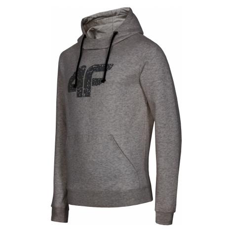 Men's hoodie 4F H4L19-BLM003