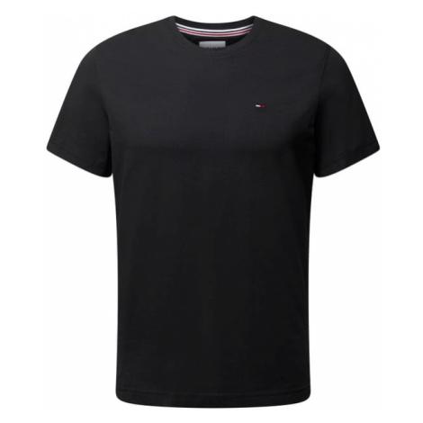 T-shirt z wyhaftowanym logo Tommy Hilfiger