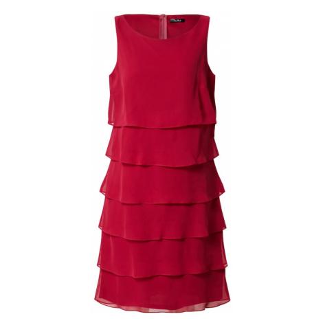 Vera Mont Sukienka koktajlowa czerwony
