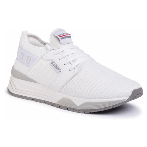 Sneakersy S.OLIVER - 5-13639-24 White 100
