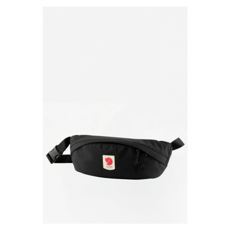 Saszetka Fjallraven Ulvo Hip Pack Medium 550 Black Fjällräven