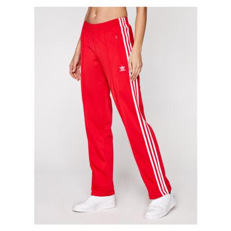 Adidas Spodnie dresowe adicolor Classics Firebird Primeblue GN2820 Czerwony Regular Fit