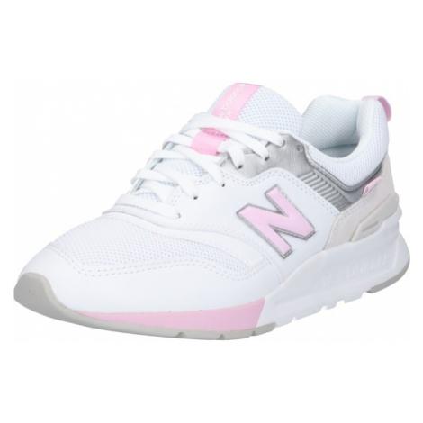 New Balance Trampki niskie 'CW 997' różowy pudrowy / biały