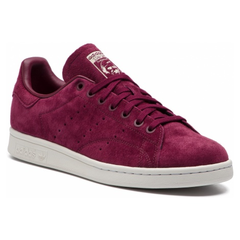 Buty adidas - Stan Smith DB3569 Maroon/Crywht/Cbrown
