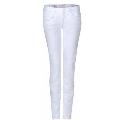 STREET ONE Jeansy biały denim