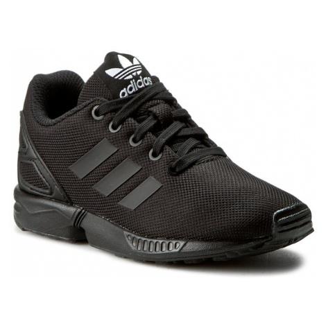 Buty adidas - Zx Flux C S76297 Cblack/Cblack/Cblack