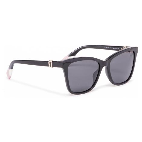 Okulary przeciwsłoneczne FURLA - Sunglasses SFU468 WD00009-A.0116-O6000-4-401-20-CN-D Nero