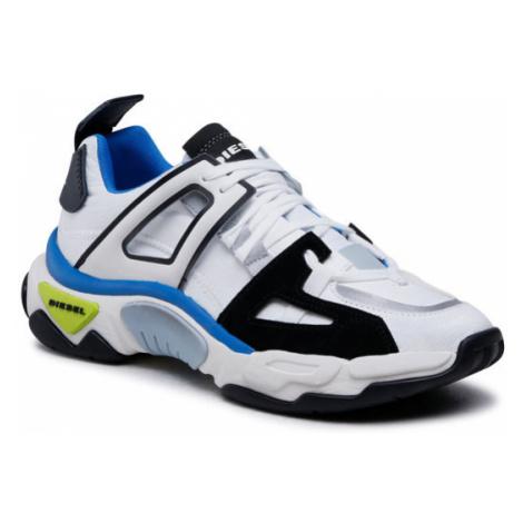 Diesel Sneakersy S-Kipper Low Trek II Y02352 P3509 H6793 Biały