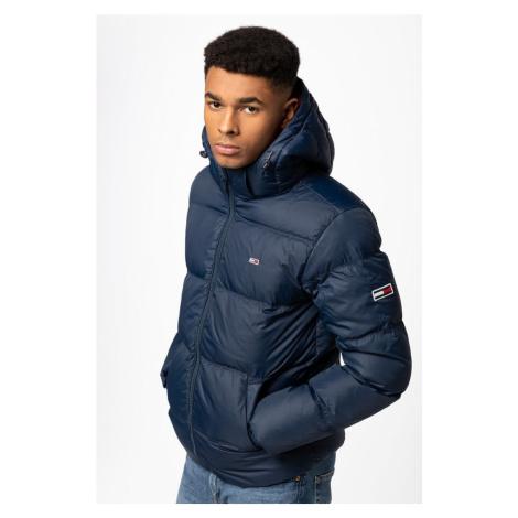 Kurtka Tommy Jeans Outerwear Dm0Dm08762-C87 Navy Tommy Hilfiger