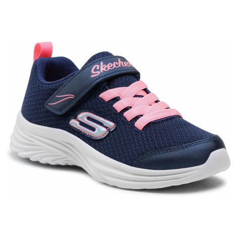 Sneakersy SKECHERS - Miss Minimalistic 302450L/NVCL Navy/Coral