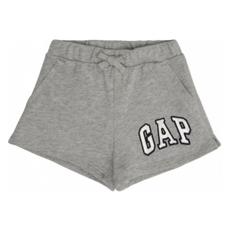 GAP Spodnie 'V-LOGO SHORT' szary