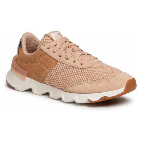 Sneakersy SOREL - Kinetic Lite Lace NL3516 Natural Tan 257