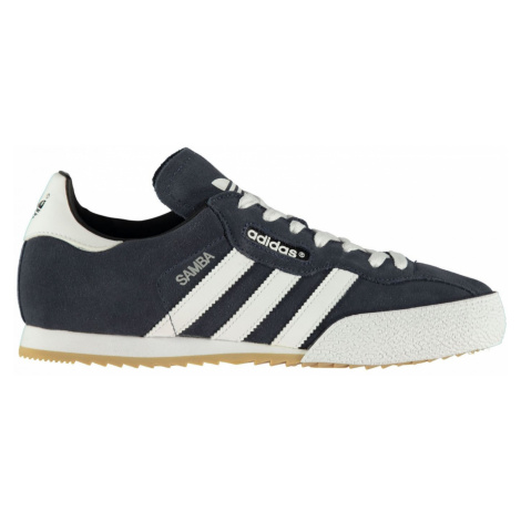 Adidas Samba Suede Trainers