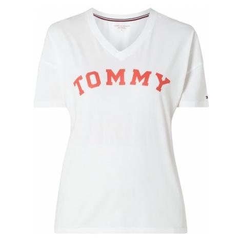 T-shirt z nadrukiem z logo Tommy Hilfiger
