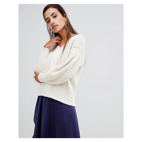 French Connection Millie Mozart Fit and Volume Jumper