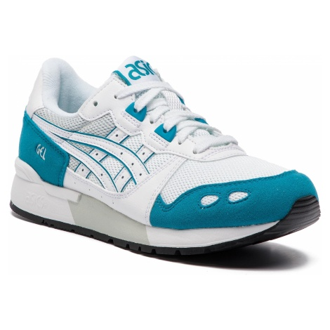 Sneakersy ASICS - Gel-Lyte 1191A092 White/Teal Blue 102