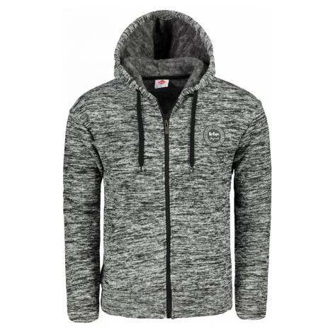 Men's hoodie Lee Cooper Marl Full Zip