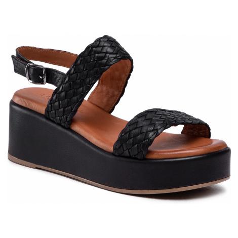 Sandały ANN MEX - 0017 Czarny