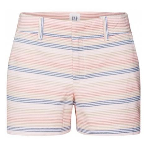 GAP Spodnie 'CITY' mieszane kolory / koralowy