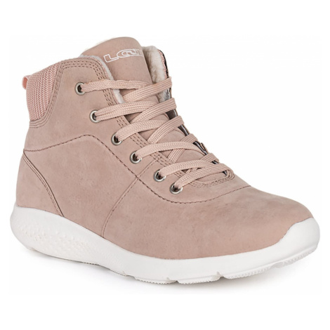 SINUA damskie buty zimowe różowe LOAP