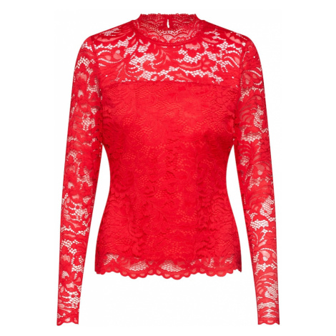 VERO MODA Koszulka 'DORA' czerwony