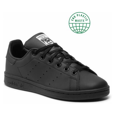 Buty adidas - Stan Smith J FX7523 Cblack/Cblack/Ftwwht