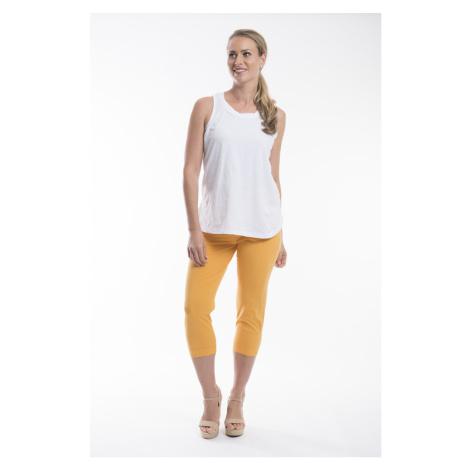 Orientique żółte spodnie Bengalene 3/4 Pants
