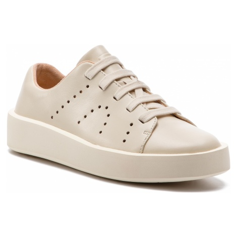 Sneakersy CAMPER - Courb K200828-001 Beige
