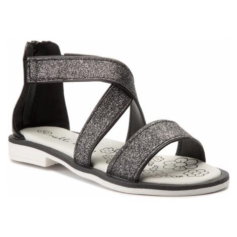 Sandały NELLI BLU - CS17087 Czarny