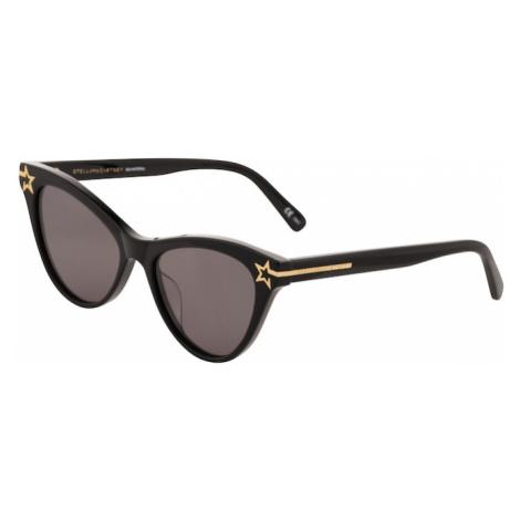 Stella McCartney Okulary przeciwsłoneczne ciemnobrązowy / zielony