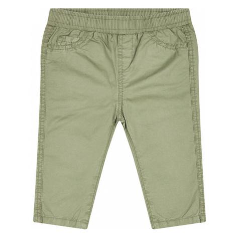 Primigi Spodnie materiałowe Navetta 45126062 Zielony Regular Fit