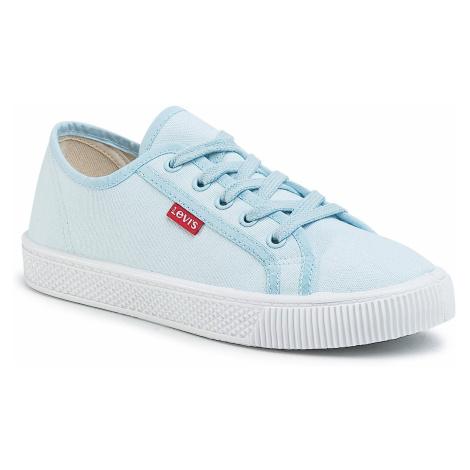 Tenisówki LEVI'S - 225849-1733-13 Light Blue Levi´s