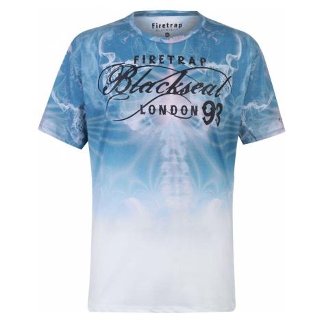 Firetrap Blackseal XL Spine T Shirt