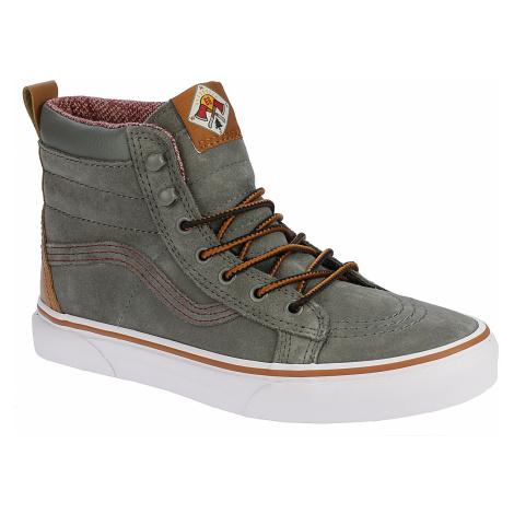 dziecięce buty Vans Sk8-Hi MTE - MTE/Castor Gray