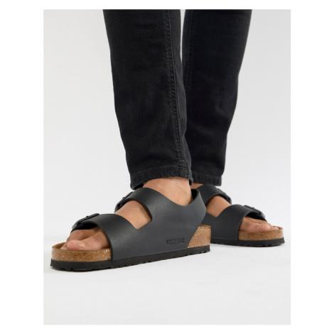 Birkenstock Milano birko-flor sandals in black