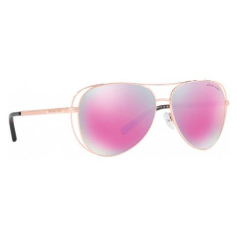Michael Kors Okulary przeciwsłoneczne Lai 0MK1024 11944X Złoty