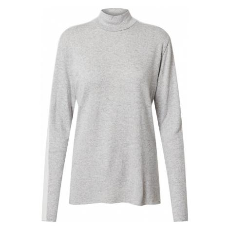 Key Largo Sweter nakrapiany szary / srebrno-szary