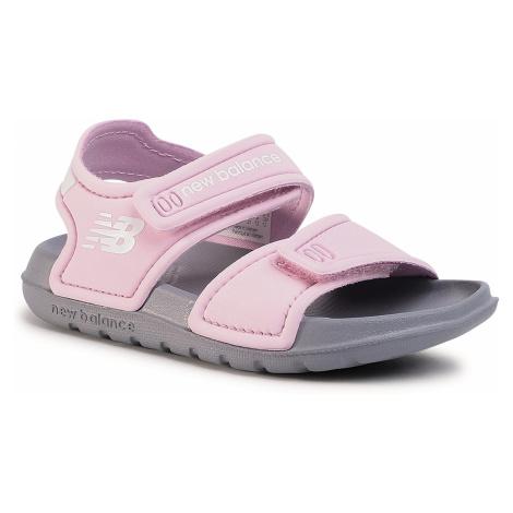 Sandały NEW BALANCE - IOSPSDPN Różowy