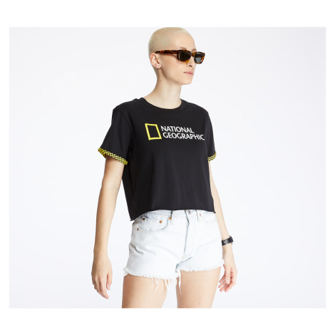 Vans x National Geographic Rollout Tee Black
