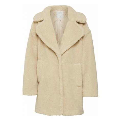 Mavi Płaszcz przejściowy kremowy